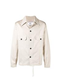 AMI Alexandre Mattiussi Patchwork Jacket