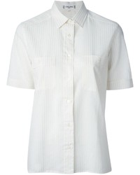 Cline vintage striped short sleeve shirt medium 205942