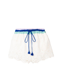 Semicouture Broderie Anglaise Shorts