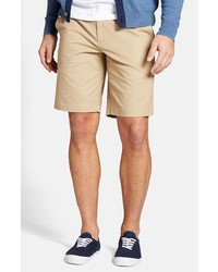 Bonobos Bs Knees Washed Cotton Chino Shorts Beige Khaki 35