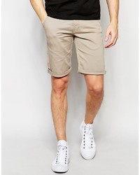 Lindbergh Chino Shorts In Sand