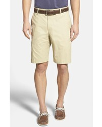 Bills Khakis Parker Standard Fit Flat Front Island Twill Shorts