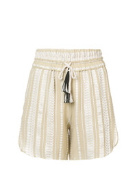 Zeus+Dione Paxi Patterned Shorts