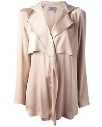 Lanvin Draped Blouse