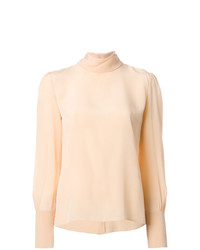 Chloé High Neck Blouse