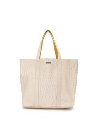 Mara Mac Leather Tote Bag