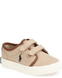 Ralph Lauren Toddler Boys Ethan Ez Low Sneaker