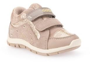 531f81b9d5bf ... Geox Toddler Girls Shaax Sneaker ...