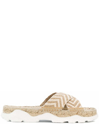 Stella McCartney Cord Sandals