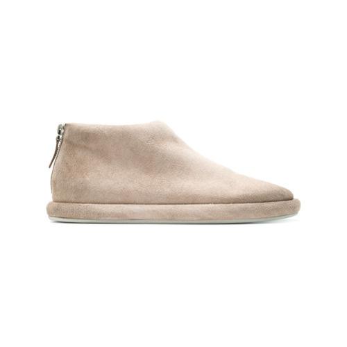 Marsèll Flat Ankle Boots