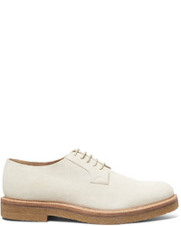 Suede derby shoes medium 1245608