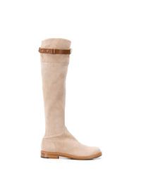 Ermanno Scervino Knee High Boots