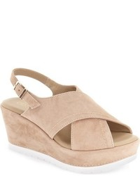 Cordani Delight Platform Wedge Sandal