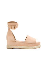 Chloé Lauren Sandals