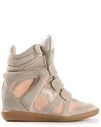 Bekett hi top sneaker medium 54242