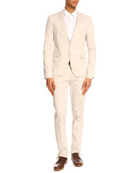 Beige suit original 9757615