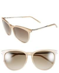 Saint Laurent 57mm Retro Sunglasses