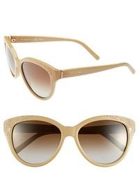 Chloé Suzanna 56mm Cat Eye Sunglasses