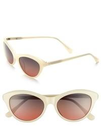 Derek Lam Tribbie 54mm Cat Eye Sunglasses