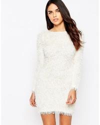 AX Paris Shaggy Sweater Dress