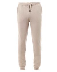 American Vintage Cuffed Jersey Sweatpants