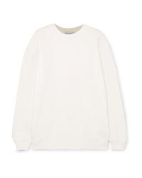 Ninety Percent Linda Oversized Organic Cotton Jersey Sweatshirt