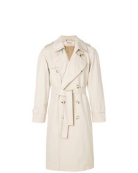 Misbhv Double Breasted Trench Coat