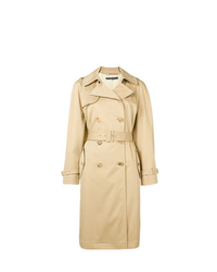 Ermanno Scervino Double Breasted Trench Coat