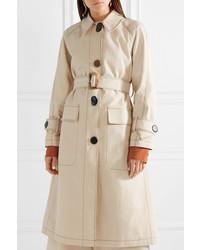 Rejina Pyo Hazel Denim Trench Coat