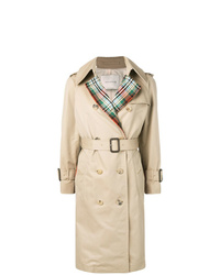MACKINTOSH Honey Colour Block Trench Coat Lm 062bscb