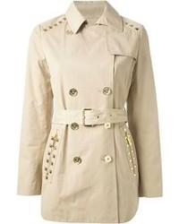 MICHAEL Michael Kors Michl Michl Kors Studded Short Trench Coat