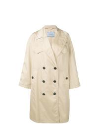 Prada Oversized Trench Coat