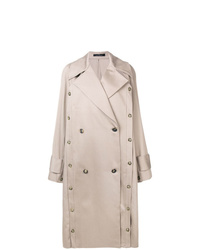 Rokh Oversized Trench Coat