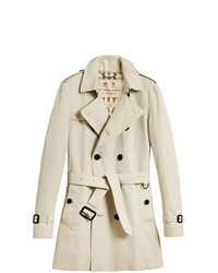 Burberry The Kensington Mid Length Trench Coat