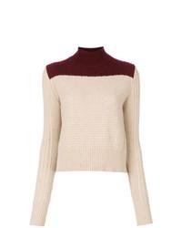 Marni Bi Colour Roll Neck Sweater