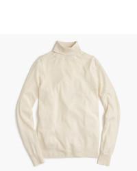 Italian featherweight cashmere turtleneck medium 804648