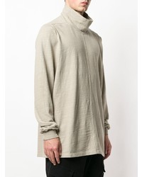 Rick Owens DRKSHDW Polo Neck Jumper
