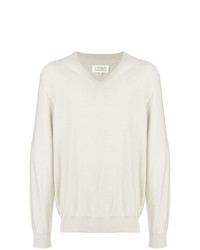 Maison Margiela Elbow Patch Jumper