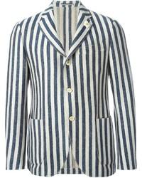 Striped blazer medium 242634