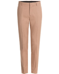 Maison Margiela Slim Fit Wool Trousers