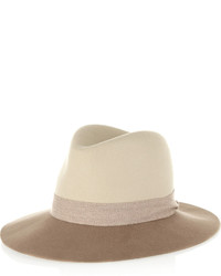 Rag and Bone Rag Bone Rag Bone Two Tone Wool Felt Fedora