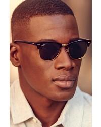cbcb497b9b54 ... low price ray ban classic clubmaster 51mm sunglasses 97972 5f6eb