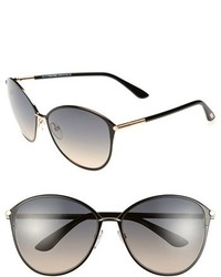 Penelope 59mm gradient cat eye sunglasses medium 263510