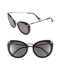 Raen Rn Pogue Polarized Sunglasses Black Japanese Gold One Size