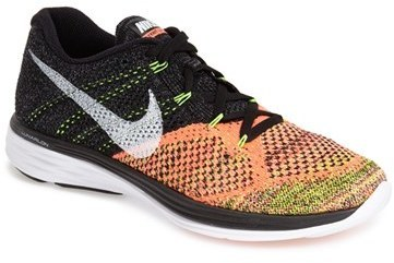 huge selection of 965e9 4ef1b £122, Nike Flyknit Lunar 3 Running Shoe