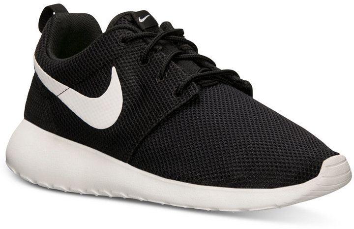 the best attitude b5a9c 8aaba ... spain roshe run casual sneakers from finish line 15259 20385