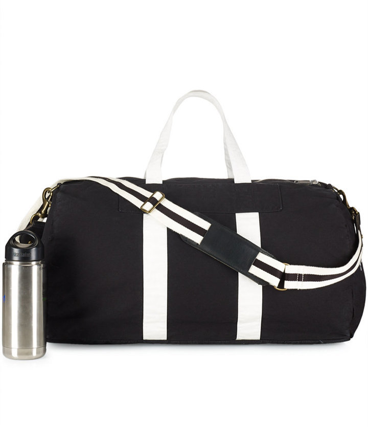 ... White Canvas Duffle Bags Polo Ralph Lauren Canvas Boxing Duffel Bag ...