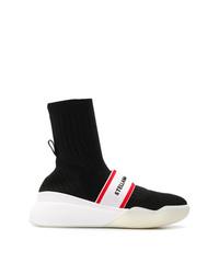 Stella McCartney Alta Knit Logo Sneakers