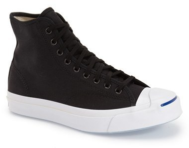 6109b558be3c ... Converse Jack Purcell High Top Sneaker ...