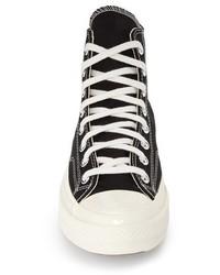 ... Comme des Garcons Play X Converse Chuck Taylor Hidden Heart High Top  Sneaker ... 95f8e2844